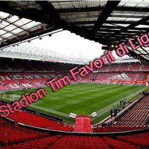Pergi ke Stadion Tim Favorit di Liga Inggris