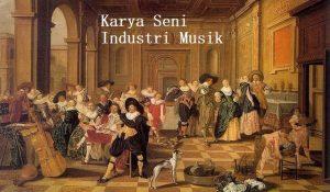 Karya Seni Industri Musik